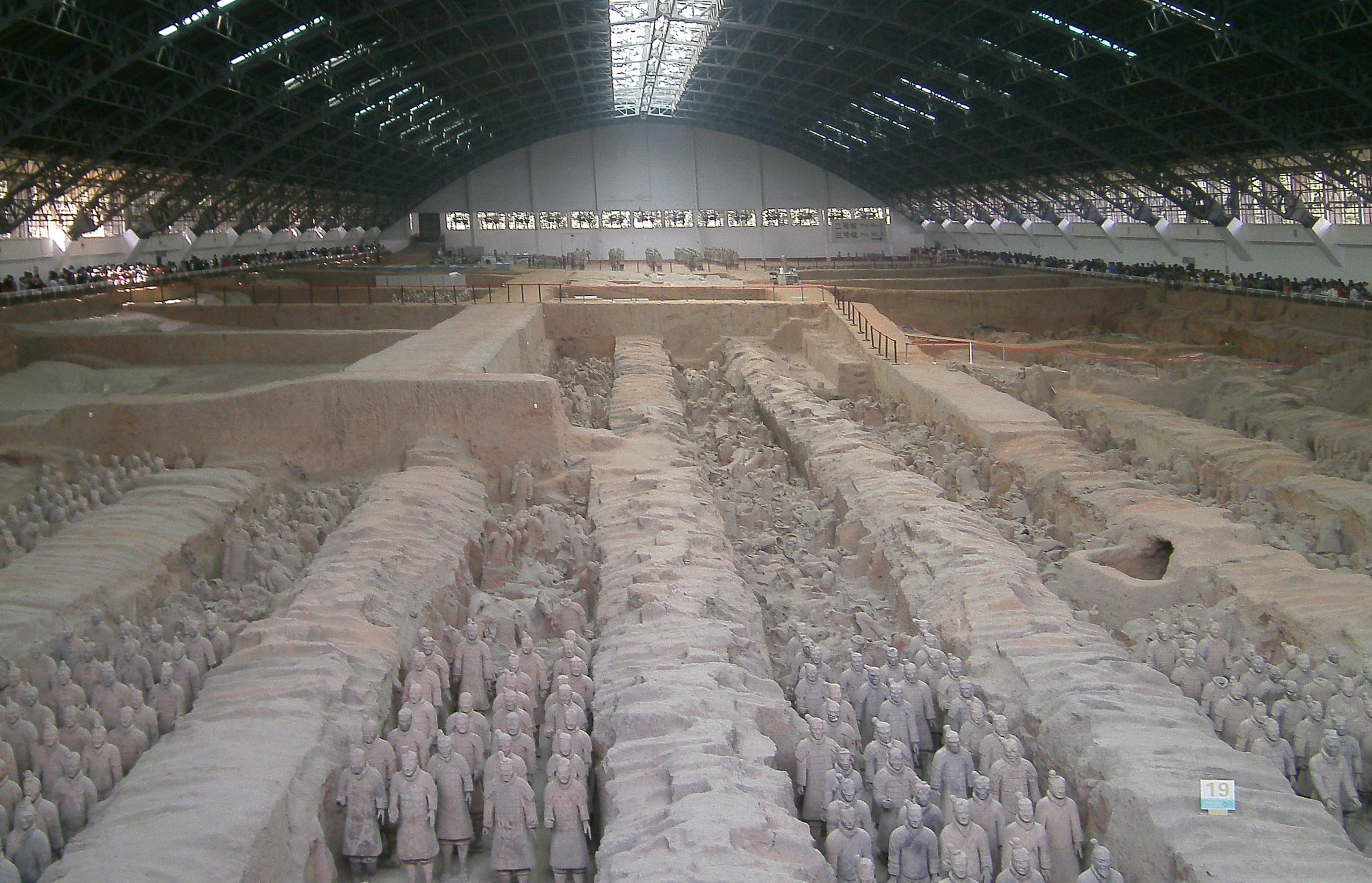 Tour of China: Terracotta Army in Xi'an