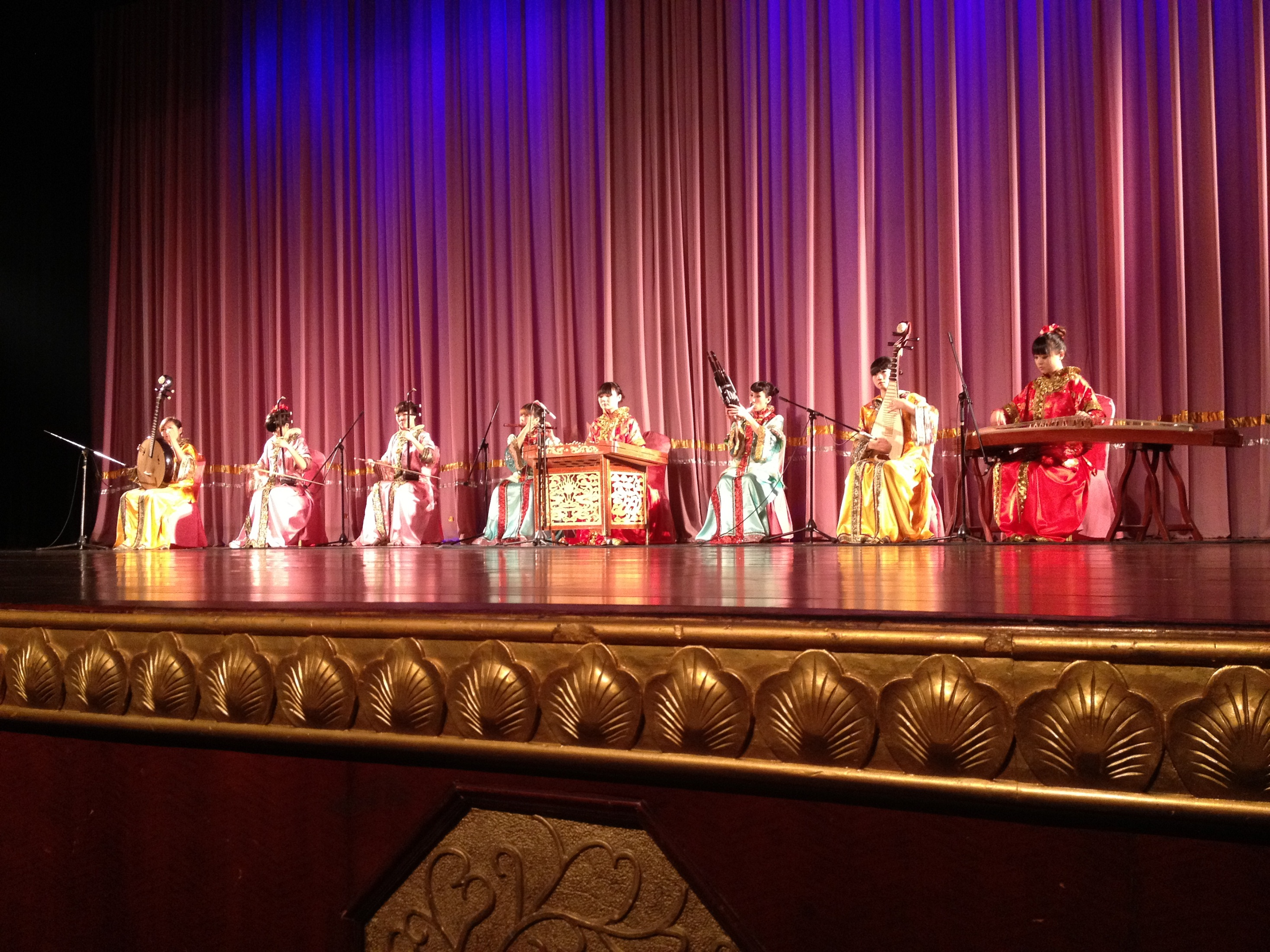 Tour of China with Kenwood Travel visits Tang Dynasty Show