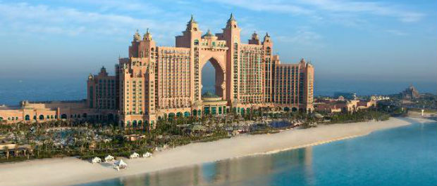 Atlantis the Palm Euro 2012