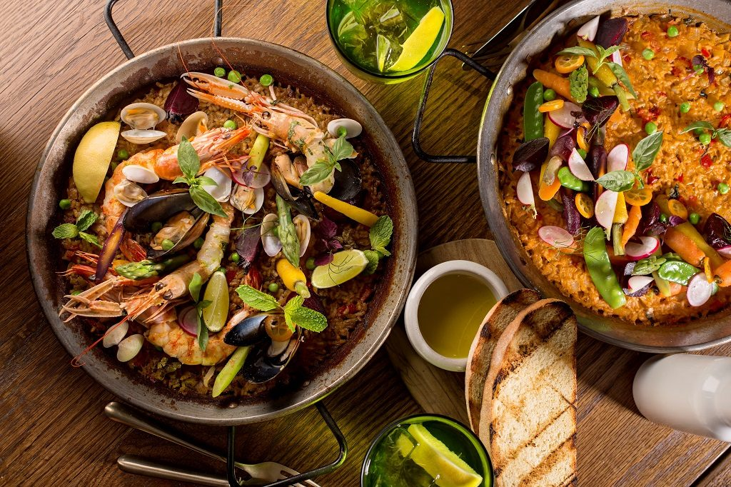 Boca Dubai restaurant