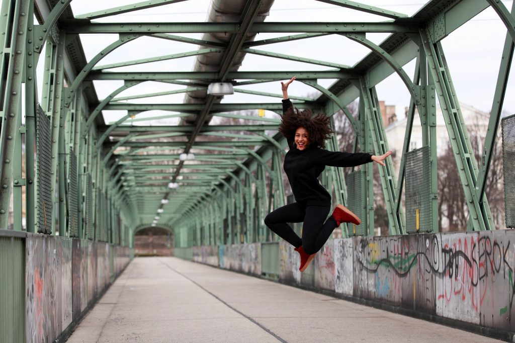 Dancehall dancer