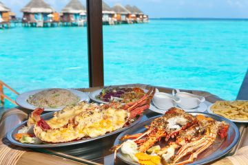 Eating your way around the Maldives