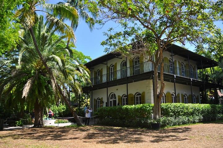 Ernest Hemingway's House Key West