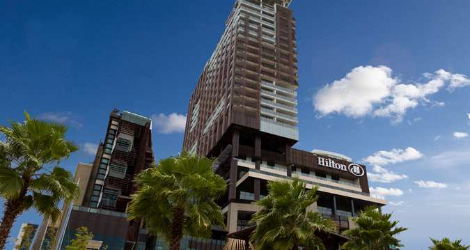 Hilton Pattaya on Kenwood Travel