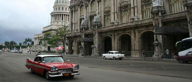 Historic Havanna