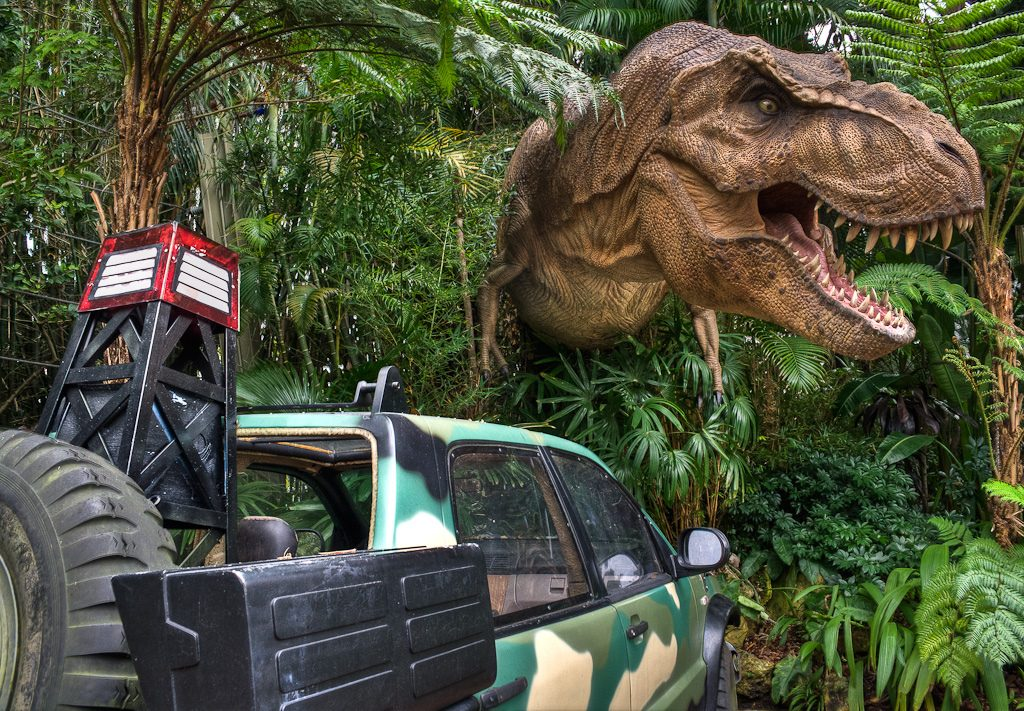 Jurassic Park at Universal's Islands of Adventure