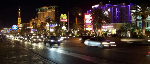 Las Vegas Budget