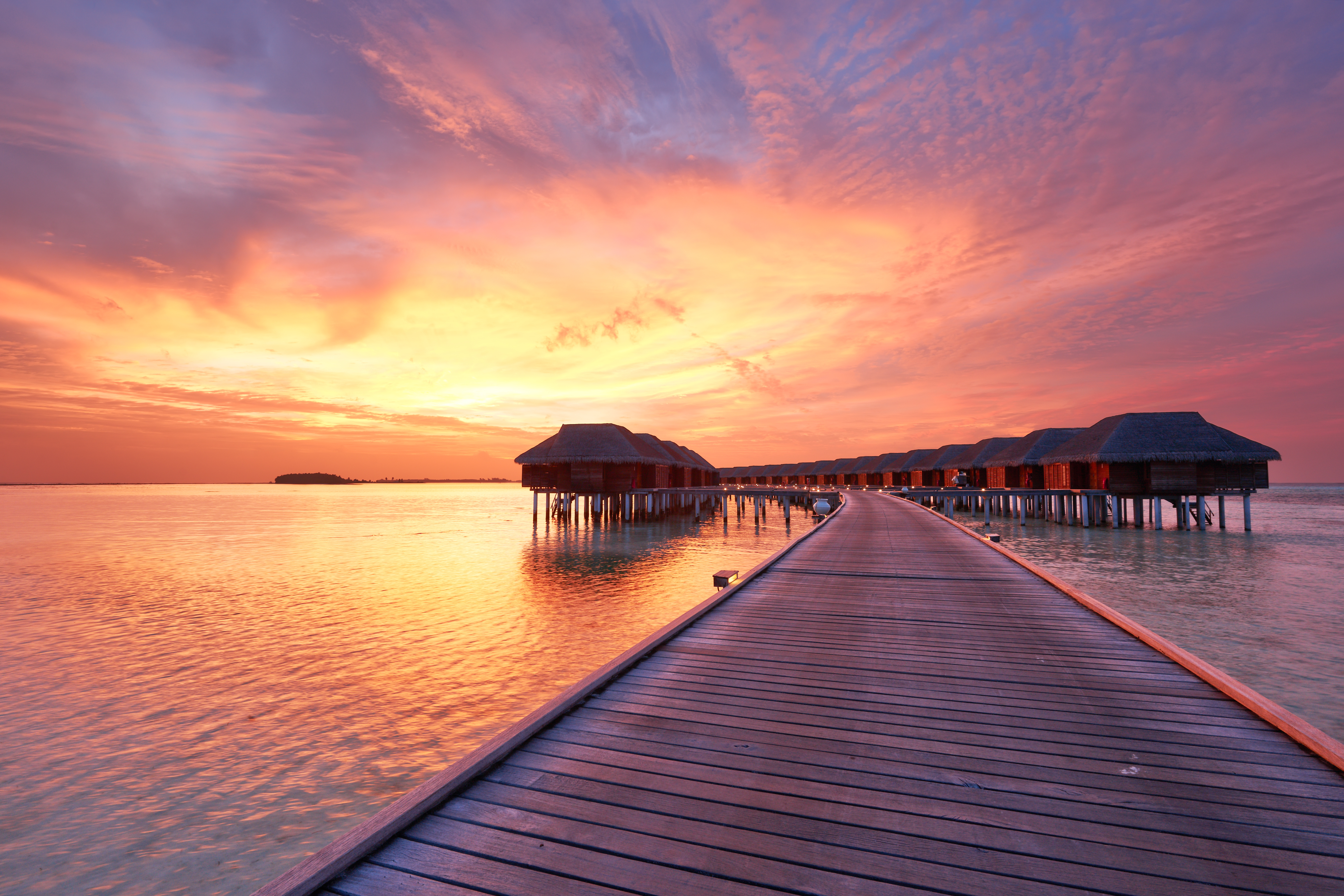 Winter sun holiday to the Maldives with Kenwood Travel.