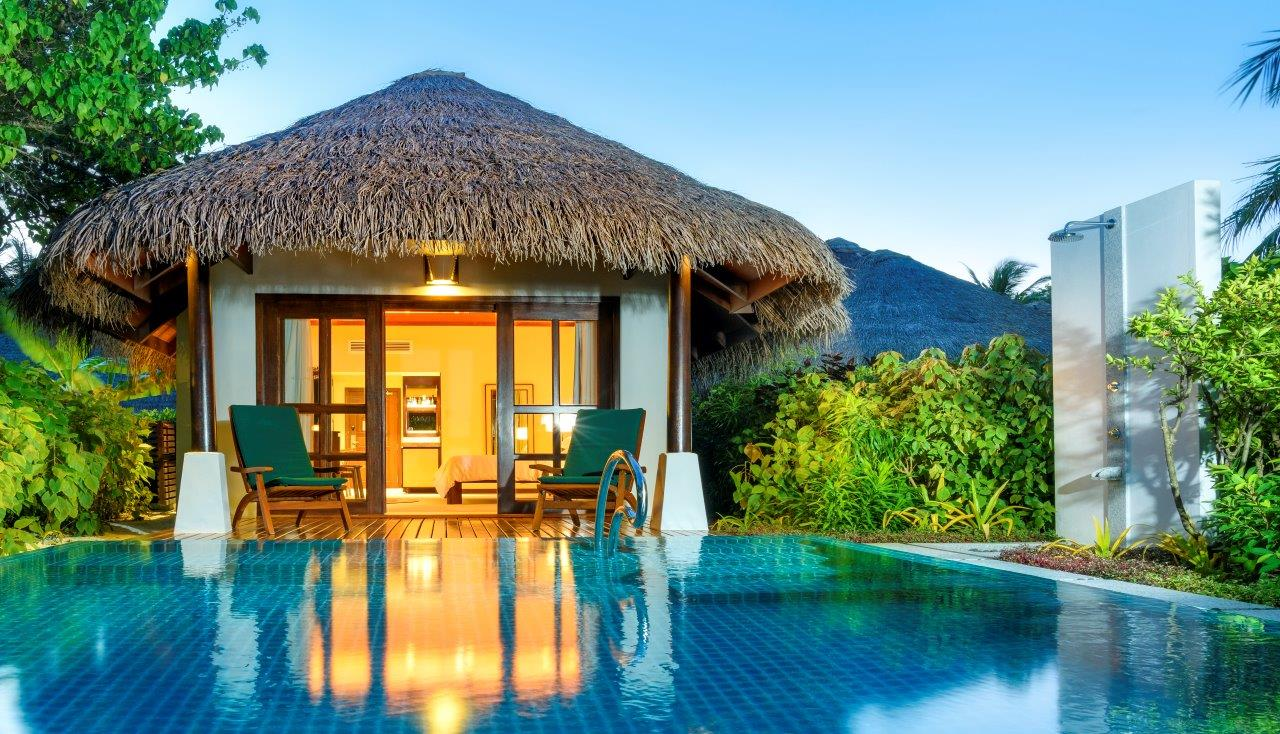 Holiday villas in the Maldives with Kenwood Travel.