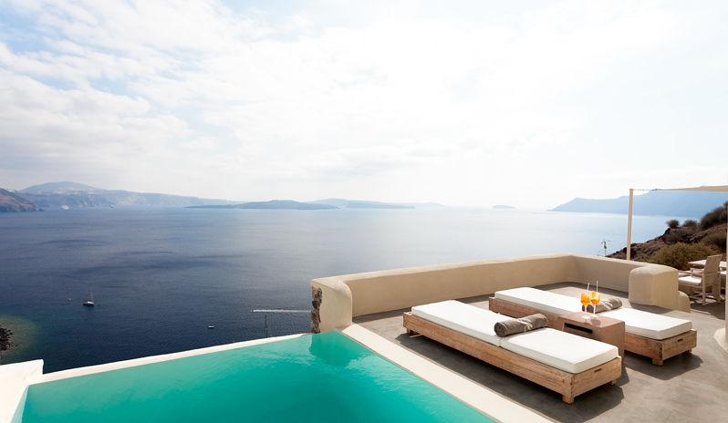 Mystique Hotel, Santorini
