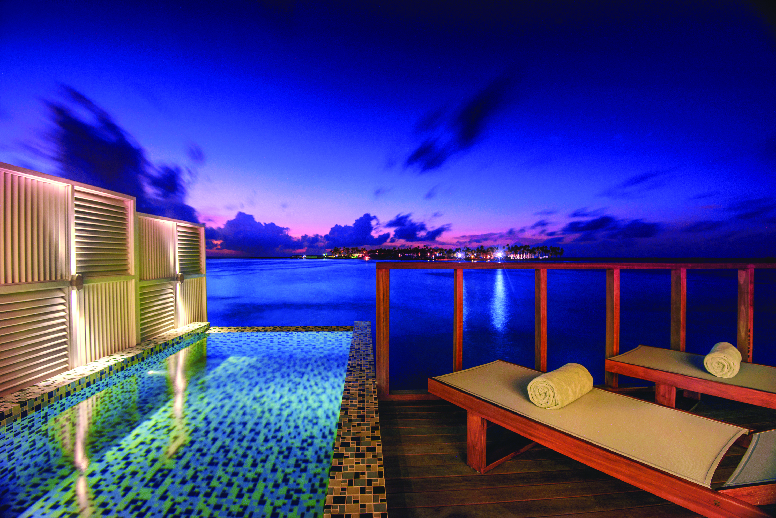 Water villa holidays to Maldives at OBLU SELECT at Sangeli with Kenwood Travel