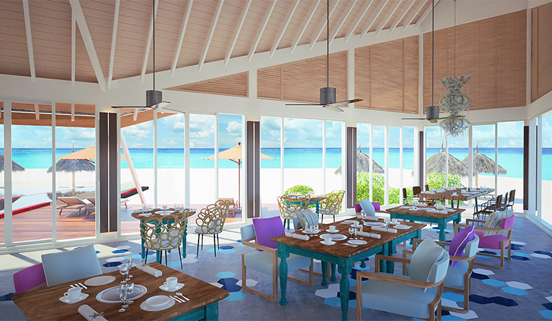 Just Grill at OBLU SELECT at Sangeli | Kenwood Travel Maldives