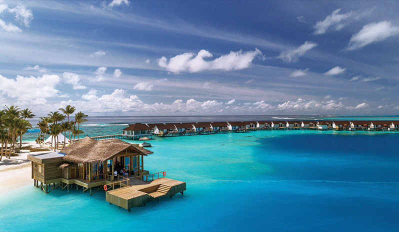 The new water villas at Oblu Select at Sangeli are some of the Maldives' finest