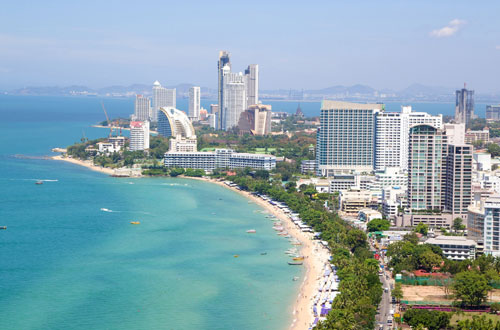 Pattaya Beachfront