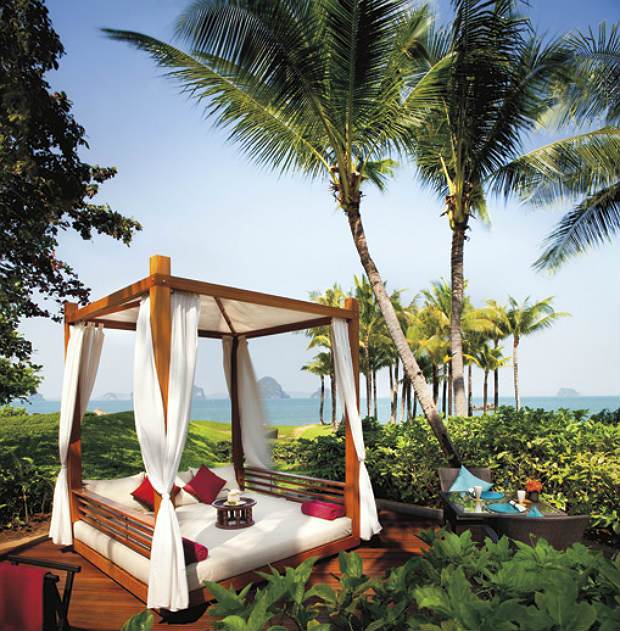 Luxury Cabana Pool House Design: Luxury Thai Hotels: The Exclusives