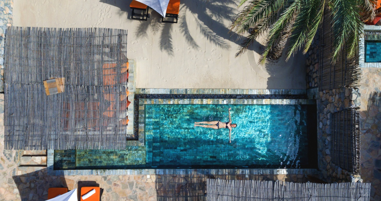 Holiday villas in Oman with Kenwood Travel.
