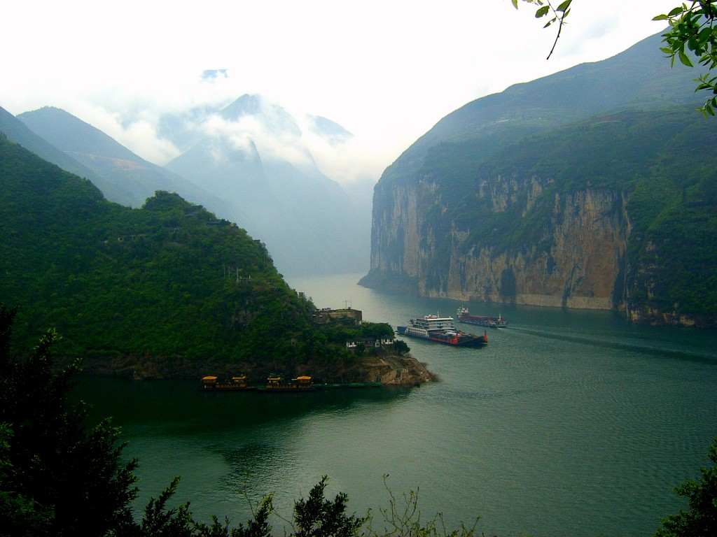 Tour of China on Yangtze River Kenwood Travel