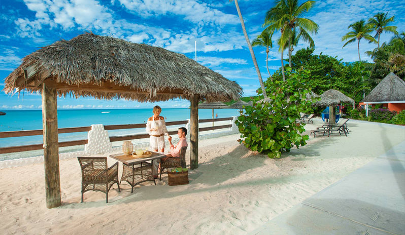 With more quality inclusions than anyone else, Sandals Resorts are perfect for couples