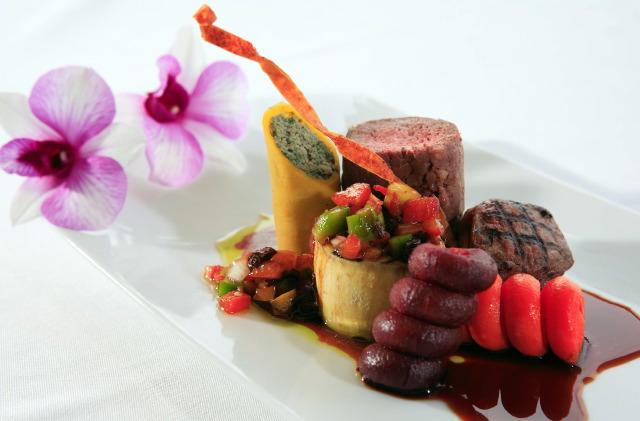 Haute Cuisine at Spice Island Beach Resort