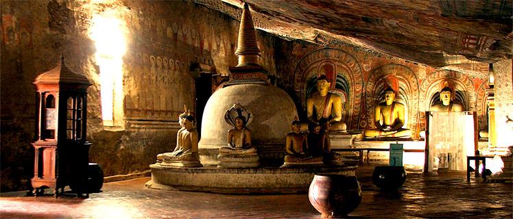 Sri Lanka Caves