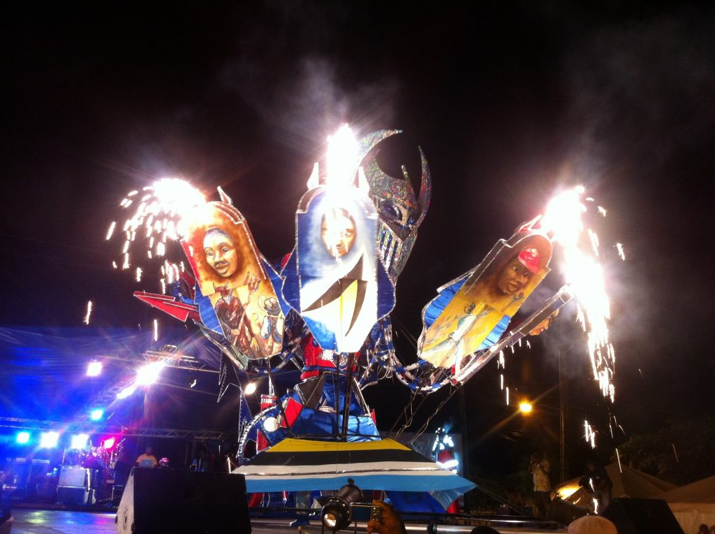 St Lucia Carnival 2013