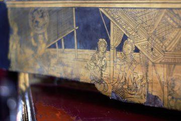 Thailand temple detail