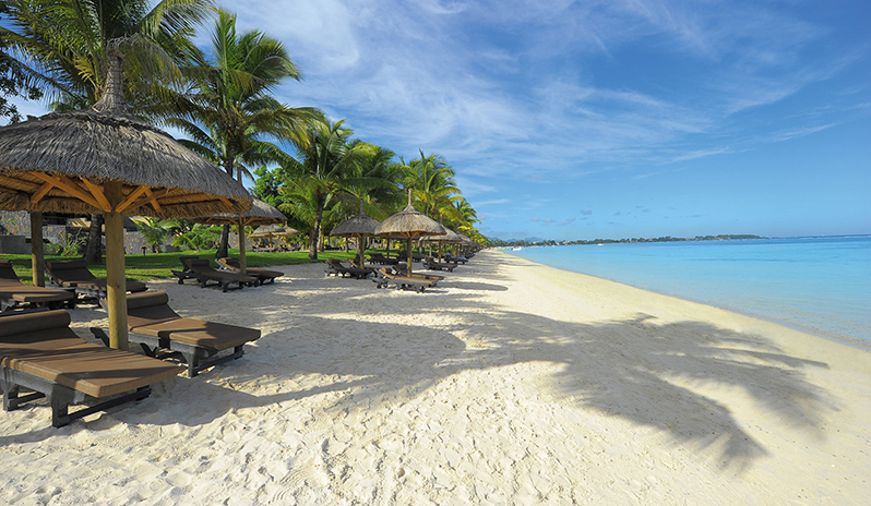 A holiday to Mauritius at Trou Aux Biches