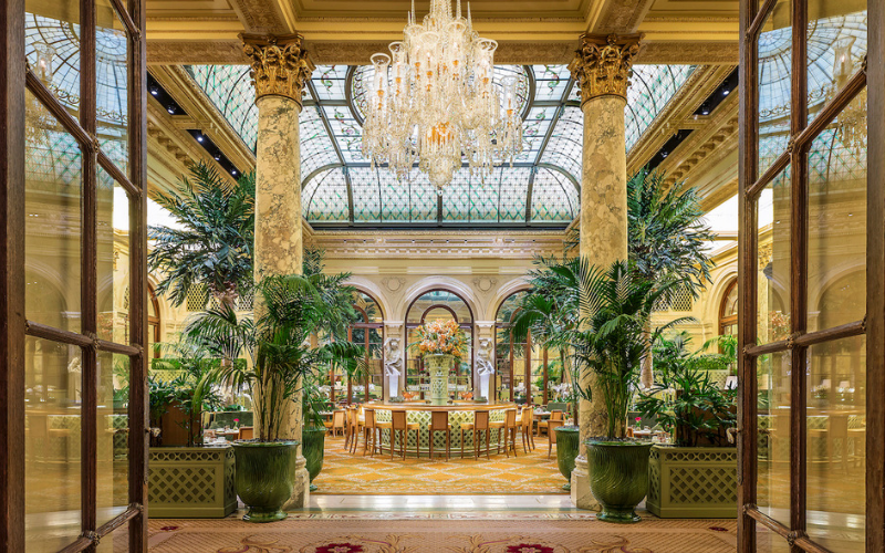 Afternoon Tea: Plaza Hotel New York