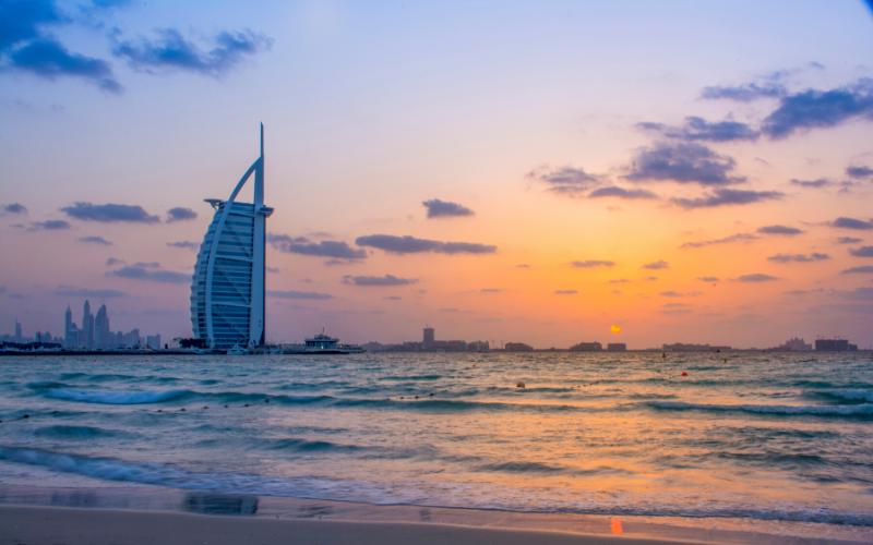 Dubai nature