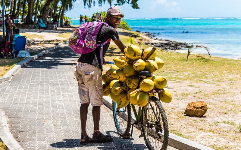 Mauritius 2020