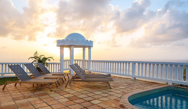 Holiday villas in St Lucia with Kenwood Travel.