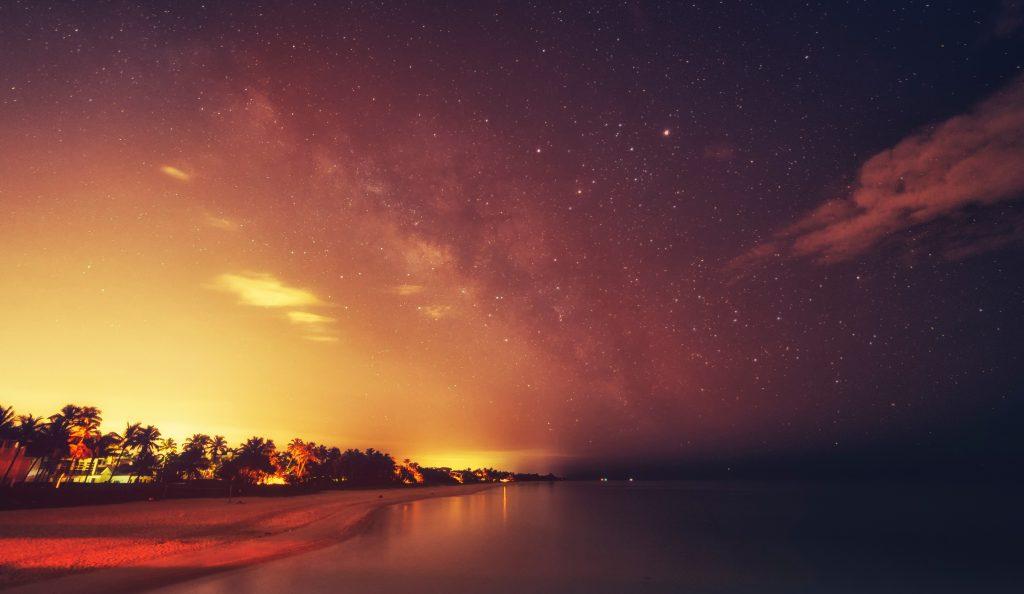 Stargazing hotels: Oberoi Mauritius