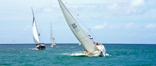 ARC atlantic rally for cruises st lucia