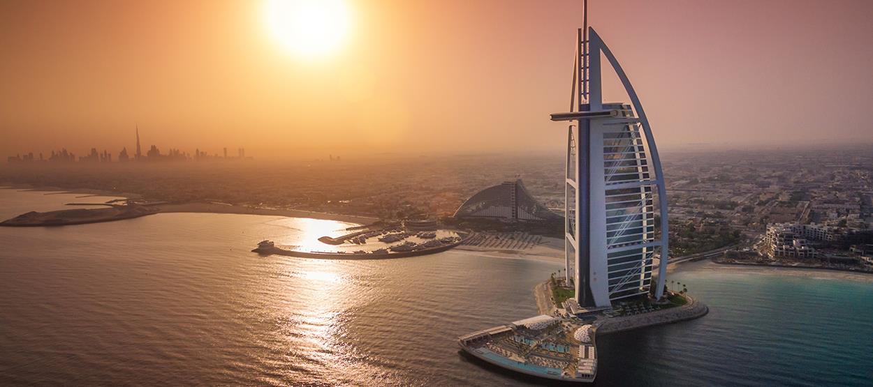 The Burj Al Arab Just got better