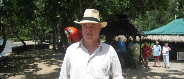 Gareth Leach St Lucia