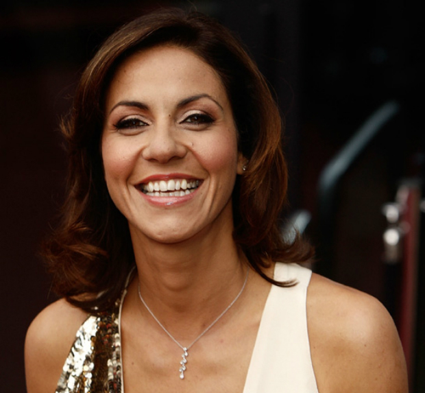 Julia Bradbury at Ladera