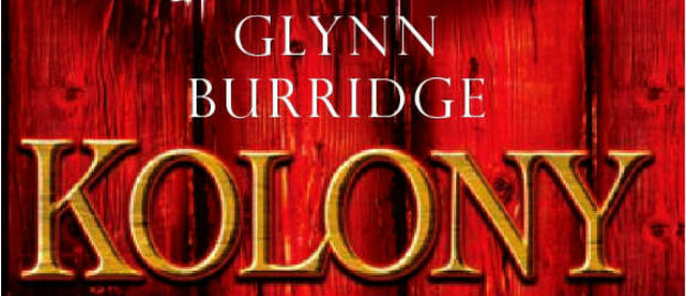 Kolony by Glynn Burridge