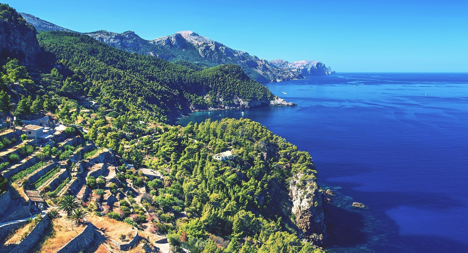 Majorca scenery