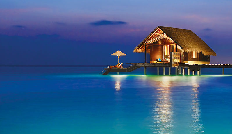 Celebrity holiday to the Maldives with Kenwood Travel