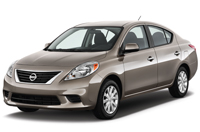 Nissan Versa Sedan or similar