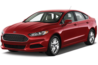 Ford Fusion or similar