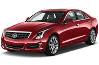 Cadillac ATS or similar