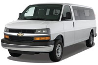 Chevrolet Express or similar
