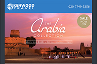 The Arabia Collection Part 2