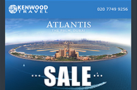 Atlantis The Palm Dubai Sale