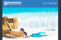 Late Holiday Deals