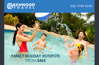 Family Holiday Hotspots
