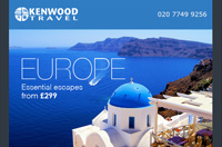 Luxury European Holidays