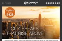 City Breaks 2016