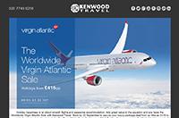 The Worldwide Virgin Atlantic Sale